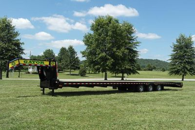 Gooseneck Trailer 30K GVW- oilfield Trailer