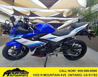 2019 Suzuki GSX250R Sport Ontario, CA