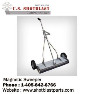 Magnetic Sweeper | U S Shotblastparts