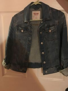Jean Jacket, Mossimo Size Small