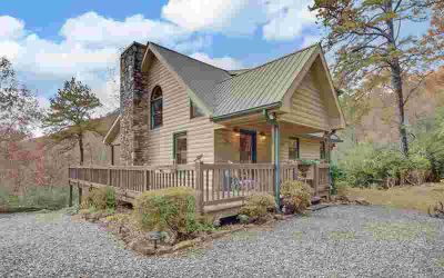 294 Maney Branch Rd. Hiawassee Three BR, Own the Mountain