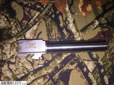 For Sale/Trade: Storm Lake glock 20 conversion barrel