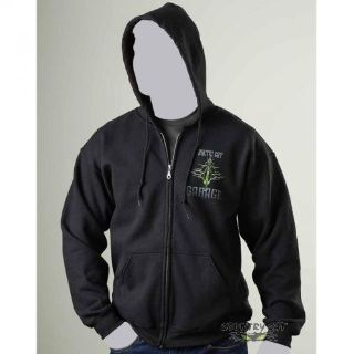Find Arctic Cat Men's Wildcat Garage Full Zip Hoodie Sweatshirt Black ATV UTV 5258-51 motorcycle in Sauk Centre, Minnesota, United States, for US $61.99