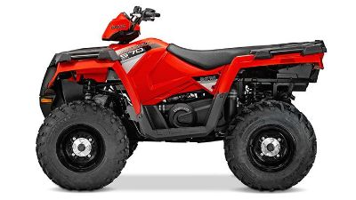 2016 Polaris Sportsman 570 EPS Utility ATVs Milford, NH