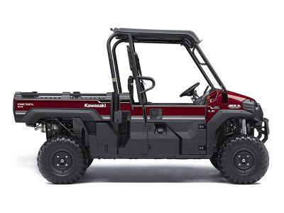 2017 Kawasaki Mule PRO-DX EPS LE Diesel Side x Side Utility Vehicles Kerrville, TX