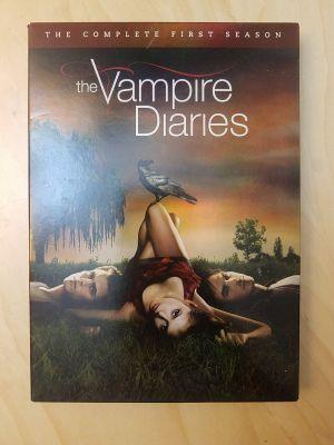 2009 Vampire Diaries Complete 1sr Season DVD