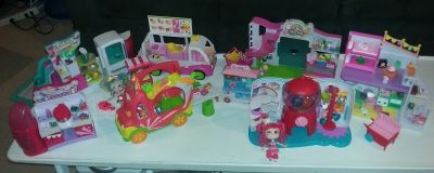 Shopkins Playsets, Shopkin Figurines and Shopie Dolls