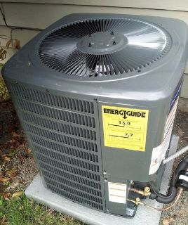 Figure What Causing AC to Behave Abruptly