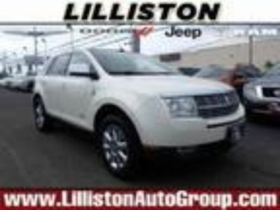 used 2008 Lincoln MKX for sale.