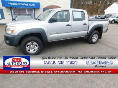 2007 Toyota Tacoma V6 4dr Double Cab 4WD 5.0 ft. SB (4L 5A)