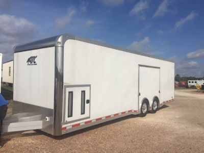 2017 Aluminum Trailer (New, never used)