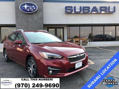 2017 Subaru Impreza 2.0i Limited (Venetian Red Pearl)