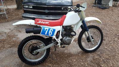 1993 Honda XR 200R