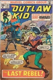 The Out Law Kid #30