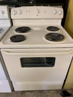 General Electric stove