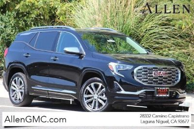 2018 GMC Terrain Denali (Ebony Twilight Metallic)