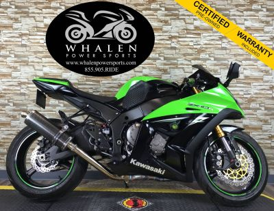2014 Kawasaki Ninja ZX -10R ABS SuperSport Motorcycles Port Charlotte, FL