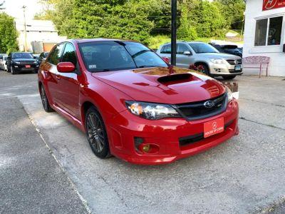 2011 Subaru Impreza WRX Limited (Red)