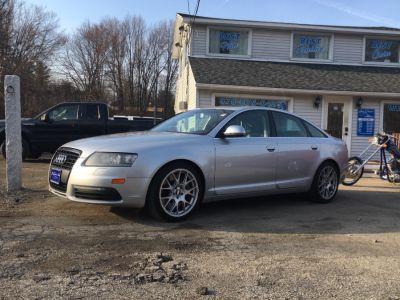 2011 Audi S6 5.2 quattro Prestige (Gray)