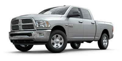 2018 RAM 3500 Tradesman 4x4 Crew Cab 8' Box (Gray)