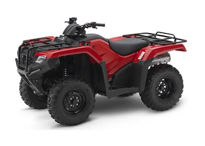 2018 Honda FourTrax Rancher 4x4 Utility ATVs Adams, MA