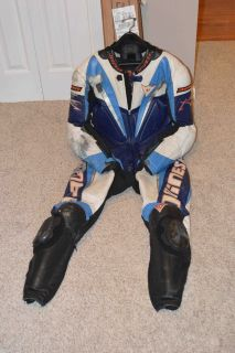 Mens One Piece Dainese Leathers