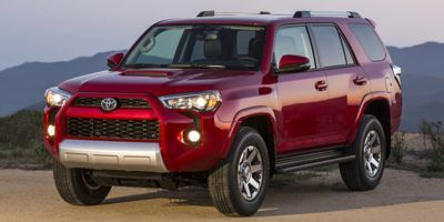 2019 Toyota 4Runner TRD Off Road Premium 4WD (Super White)
