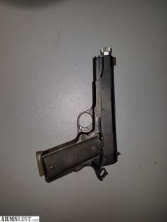 For Sale/Trade: Charles Daly 1911 45acp