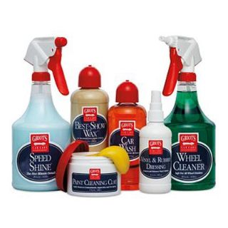 Find Griot's Garage 11131 Starter Car Care Kit Great Gift Wash Wax Cleaners motorcycle in Suitland, Maryland, US, for US $74.90