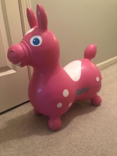 Rody bounce toy