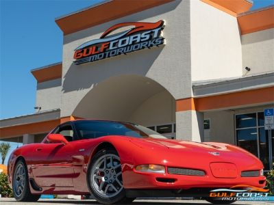 2003 Chevrolet Corvette Z06 (Torch Red)