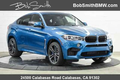 New 2019 BMW X6 M Sports Activity Coupe