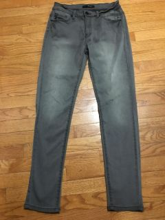 KanCan Jeans Skinny Fit Women s Grey Excellent condition