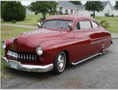 1949 Mercury 2 Door Sedan