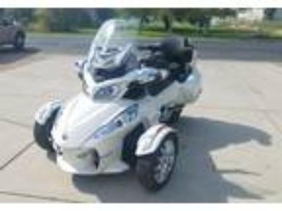 2013 Can-Am Spyder-RT-SE6-Limited Sportbike in Thyne, WY