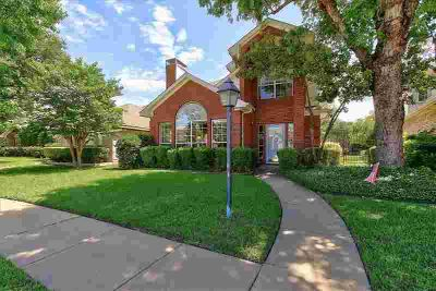 517 Raintree Circle COPPELL Three BR, Mostly East facing with