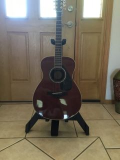 Yamaha LS6 Acoustic Electric Guitar