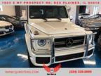 2016 Mercedes-Benz AMG G 63 SUV for sale