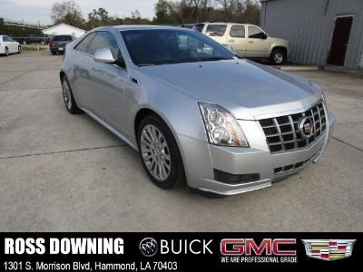 $26,792, 2012 Cadillac CTS Coupe