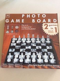 Photo Game Board