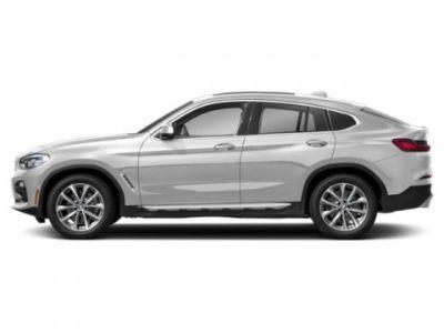 2019 BMW X4 xDrive30i (Mineral White Metallic)