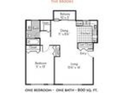 The Gables of Troy - The Brooks One BR One BA