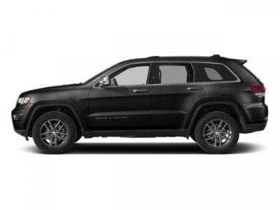 2018 Jeep Grand Cherokee Limited (Diamond Black Crystal Pearlcoat)