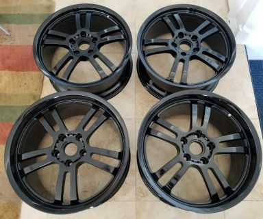 CHAMPION RS-128 FORGED WHEELS 997 991 CAYENNE