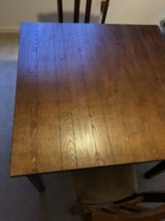 Signature Design by Ashely 5 piece dining table