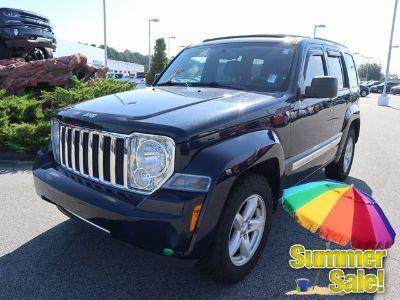 2012 Jeep Liberty Limited (true blue pearlcoat)
