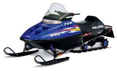 1999 Polaris Indy 700 RMK Snowmobile Mountain Dickinson, ND