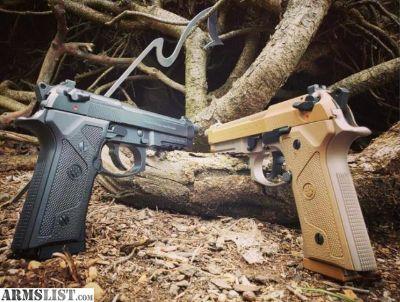 For Sale: Beretta M9A3 BLK Or FDE $1049