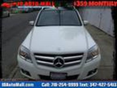 $12999.00 2010 Mercedes-Benz GLK with 87070 miles!