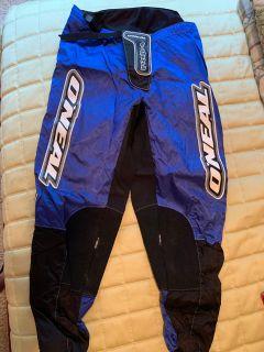O Neal riding pants men s size 34